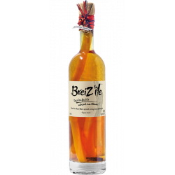 RHUM ARRANGÉ ANANAS ORANGE – BREIZ'ÎLE