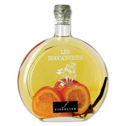 LES BOUCANERIES ORANGE